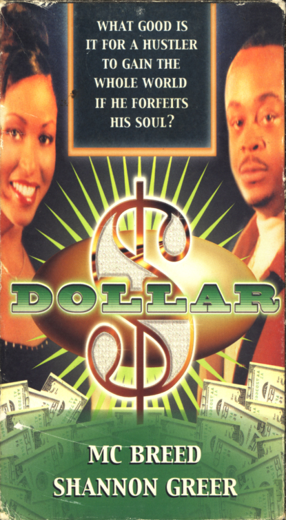 Dollar VHS box cover art. Music video starring M.C. Breed, Shannon Greer, Al Breed, Bruce Bruce, Ryan Cameron, Henry Jaderlund. 2000.